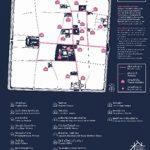 Map for inner city